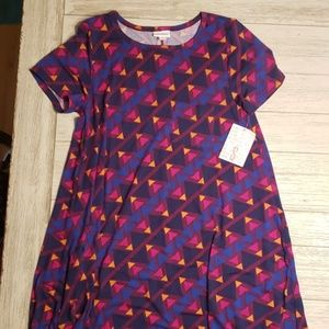 LuLaRoe small carly with tags